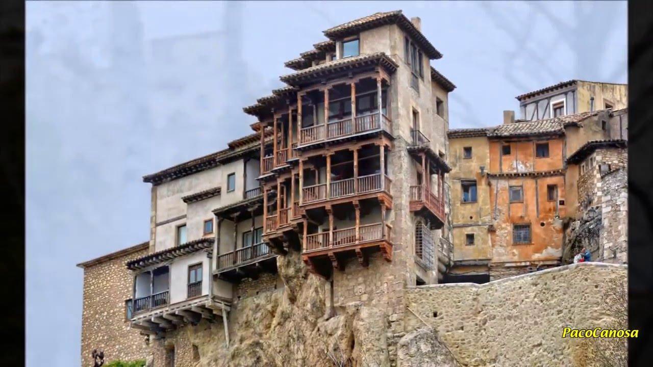 Las casas colgadas de cuenca youtube - Casas en la provenza ...
