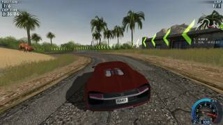 World Racing 2 Bugatti Chiron Test