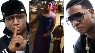 Yung Joc gets CAUGHT in a Dress and Explains Why