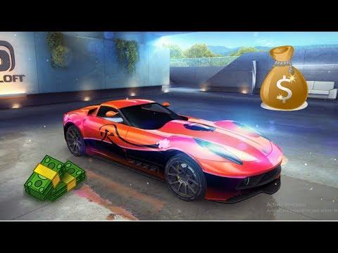 Asphalt 8 : SPENDING SPREE #2   Spending 600K CREDITS!!