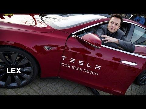 Tesla makes all patents public   Lex