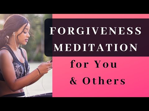 Goddess: Learn A Self-Love, and Forgiveness Meditation