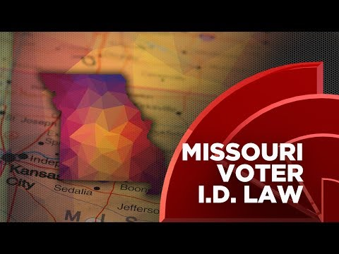 New Photo Voter ID Law In Missouri Equated To