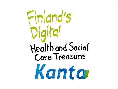 Introducing Kanta services in english