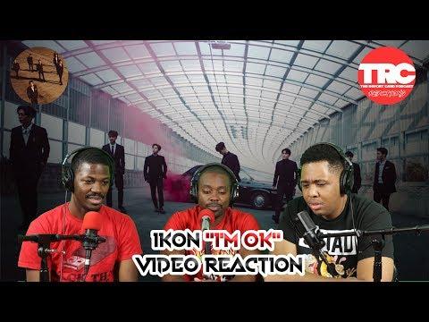 IKON I'm Ok Music Video Reaction