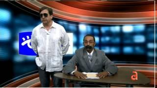 TN3: Fidel visita a Serrano en el noticiero - América TeVé
