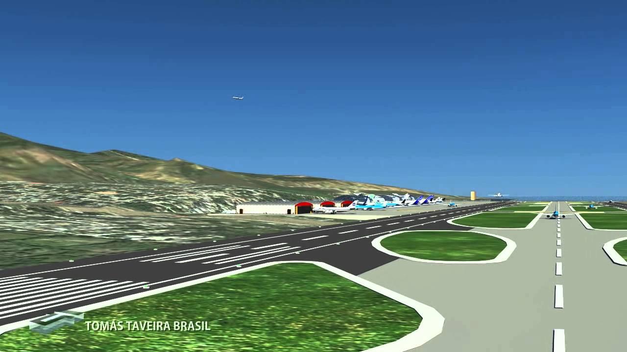 Aeroporto Dili : Aeroporto timor tt youtube