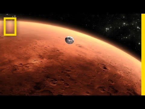 Mars Up Close, Part 1: Marc Kaufman | Nat Geo Live - YouTube