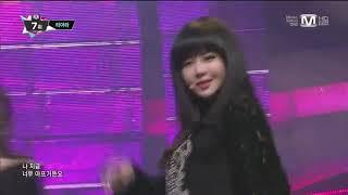 """T-ARA 티아라_""""넘버나인(No.9)"""" 131031 MNET 엠카운트다운"""