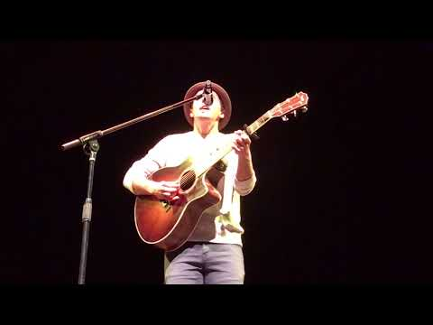 Jason Mraz - I'm Yours * Solo Acoustic Tour 2018 * Orlando FL * Dr Phillips Center