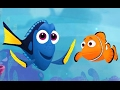 Finding Dory Just Keep Swimming Game - Disney Finding Dory - Cartoon Movie Games for Children HD ツ