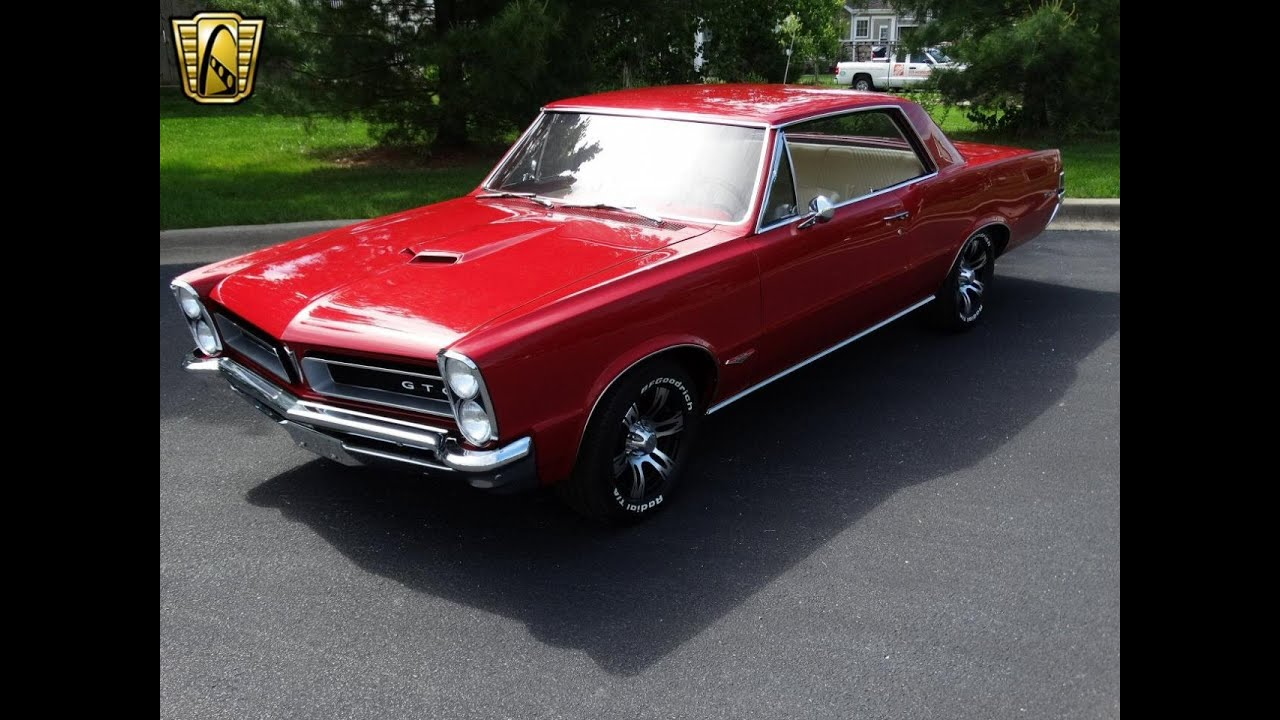 hight resolution of 1965 pontiac gto for sale at gateway classic cars stl