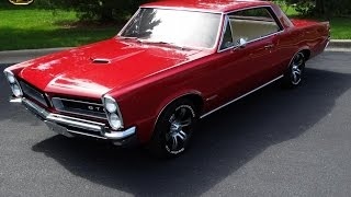 1965 Pontiac GTO for sale at Gateway Classic Cars STL