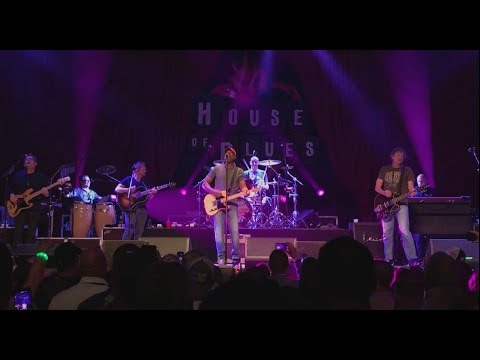 Hootie & The Blowfish - I Will Wait (LIVE)