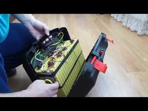 Тяговый аккумулятор LiFePo4 для лодочного электроматора Minn Kota