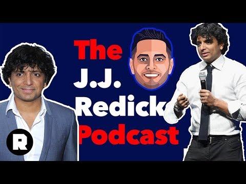 M. Night Shyamalan on Philadelphia, Emotions, and Making Movies | The J.J. Redick Podcast (Ep. 7)