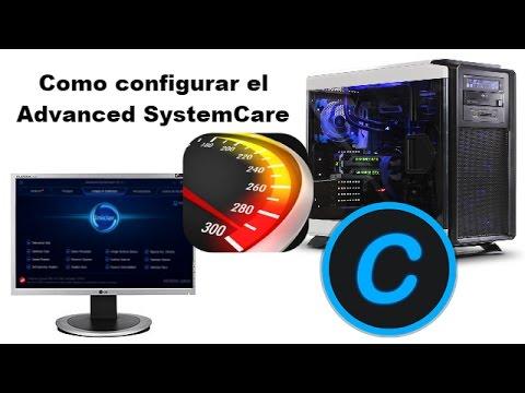 Como Configurar las Opciones de Advanced SystemCare Para Sacarle Todo!