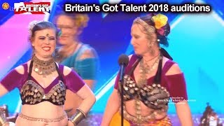 Bad Fail Auditions Britain's Got Talent 2018 BGT S12E03