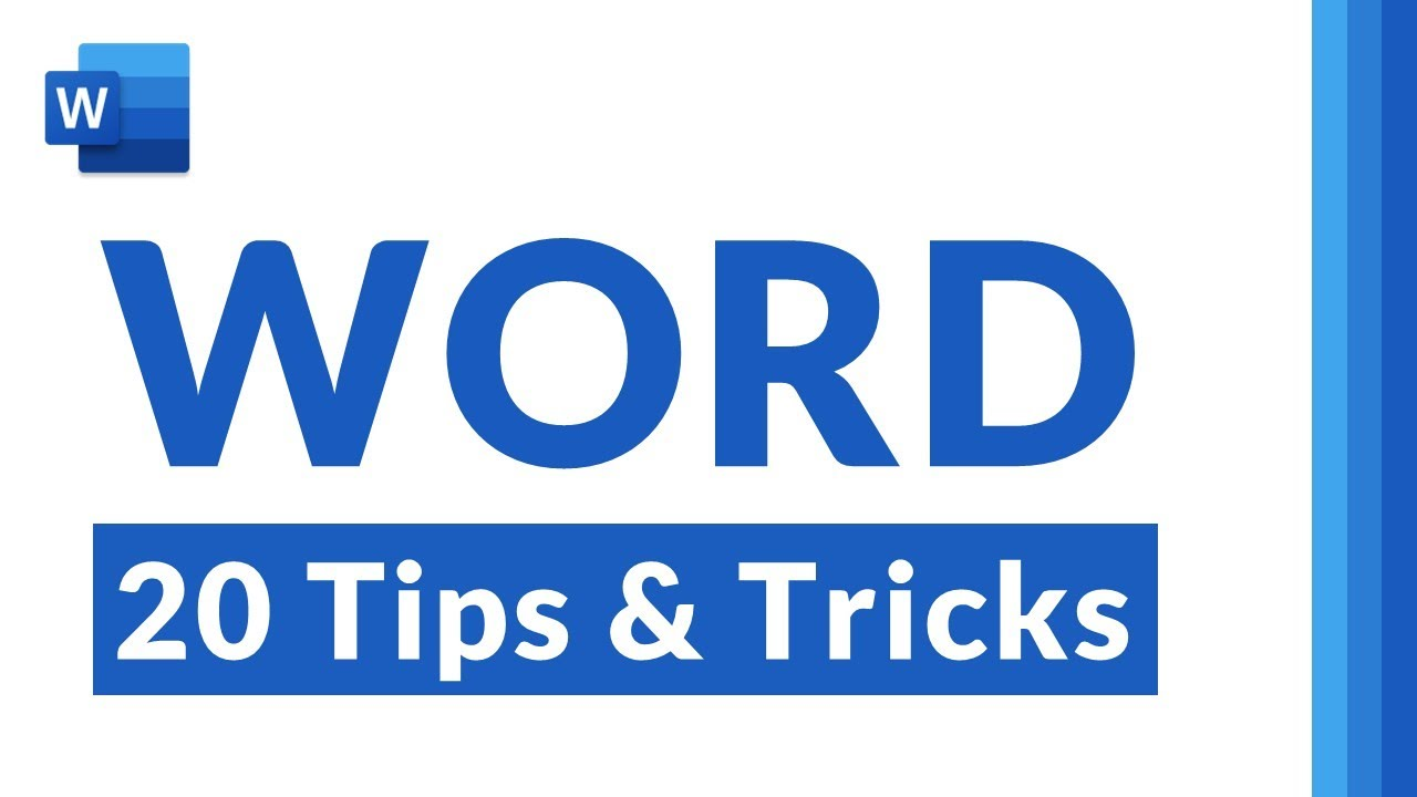 Top 20 Microsoft Word Tips and Tricks for 2021