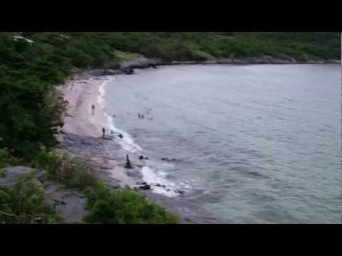 หาดถ้ำพัง เกาะสีชัง www.homelandchonburi.com