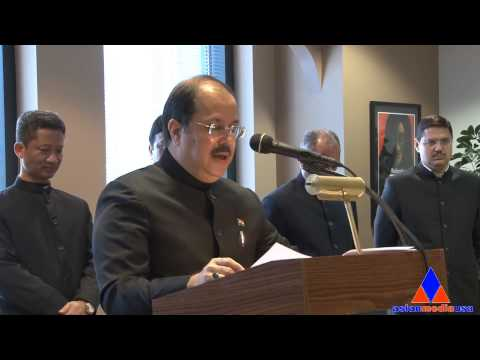 01-26-2014 Consulate General of India Chicago Celebrates 65th Republic Day