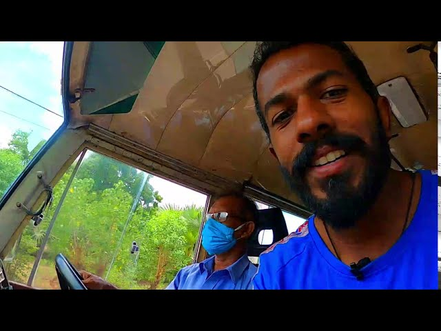 Jaffna bus stand to Point Pedro P2