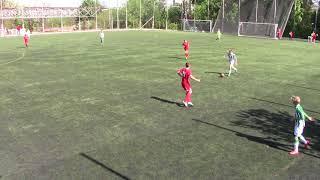 Карпати - Рух Винники (1ий тайм) 1-1