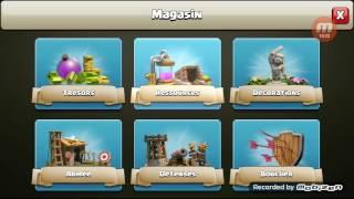 Clash of Clans - Construction du village #1