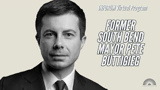 Former South Bend Mayor Pete Buttigieg