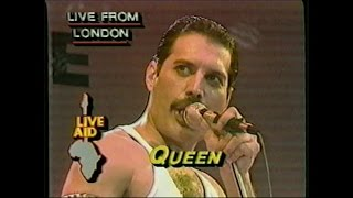 Queen - Radio Gaga (ABC - Live Aid 7/13/1985) mp3