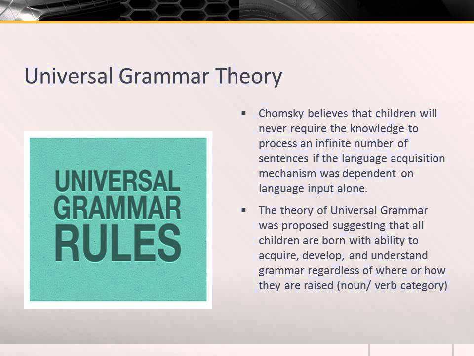 essays on grammatical theory and universal grammar Download and read essays on grammatical theory and universal grammar essays on grammatical theory and universal grammar excellent book is always being the best friend.