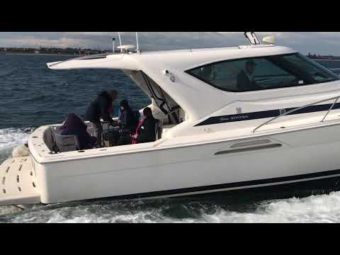 Riviera Offshore 4000|Boat Share Melbourne|Luxury Boat Hire| Pleasure Cruising Club