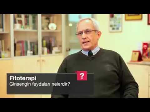 KIRMIZI KORE GİNSENG İNİN İNANILMAZ ETKİLERİ - PROF. DR. ERDEM YEŞİLADA
