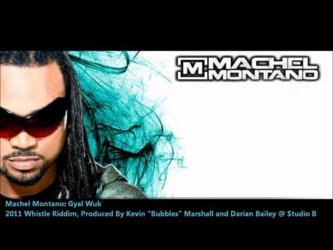 "Machel Montano - Gyal Wuk ""2012 Soca Music"" (Studio B)"