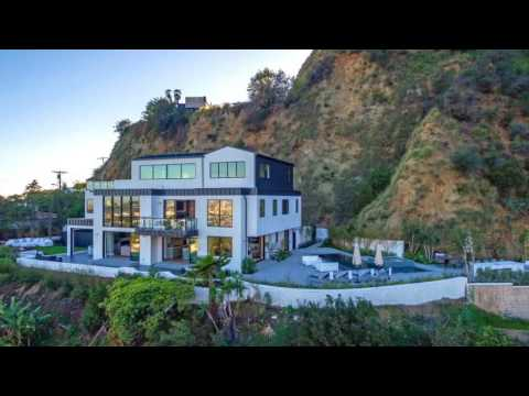 Buying a 10 million hollywood hills house doovi for Buy house hollywood hills