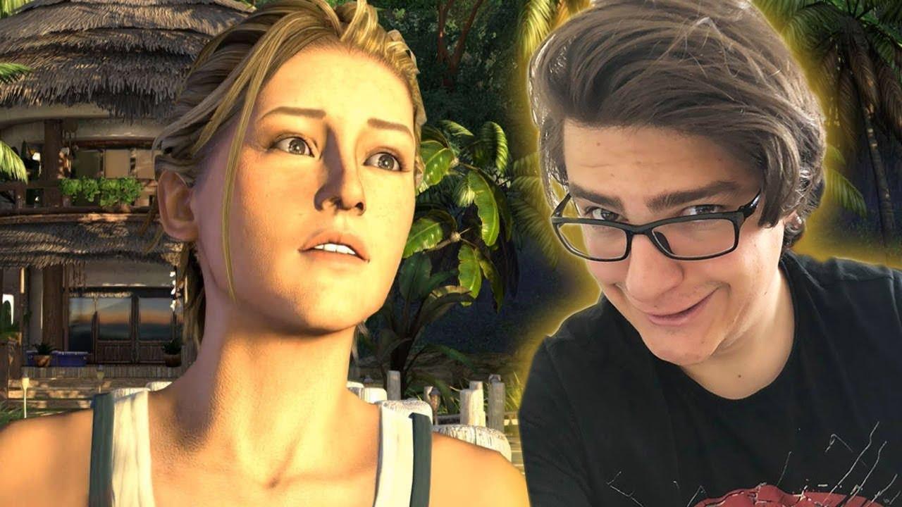 KÖYE TANK İNDİ! - Uncharted 2 Among Thieves Remastered - Bölüm 9