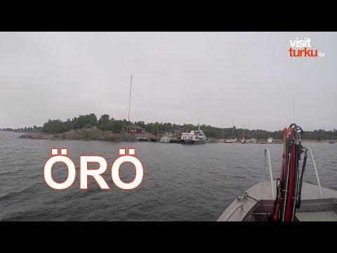 Örö - kiehtova saari