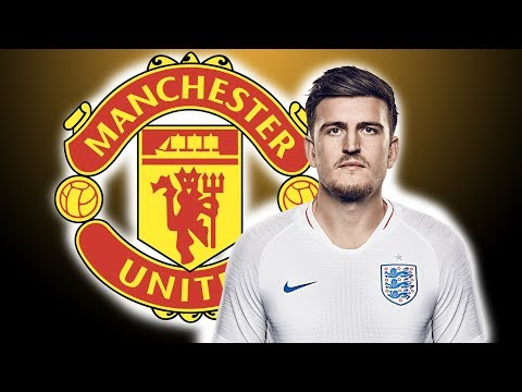 HARRY MAGUIRE - Welcome to MANCHESTER UNITED ● 4K