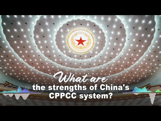 What are the strengths of China's CPPCC system?