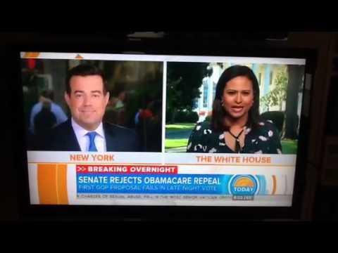 NBC Kristen Welker bullies Trump
