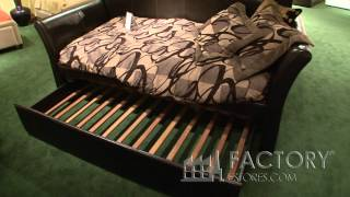 Hillsdale Brookland Daybed With Trundle - Factoryestores.com