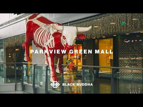 Parkview Green Mall | Black Buddha (Beijing)