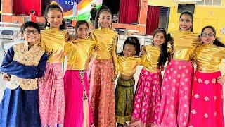 Bhavish Arts   Team Dancing Diamonds   Tamil/Telugu song mix ! Koo chikoo chikoo / Peru vachallam