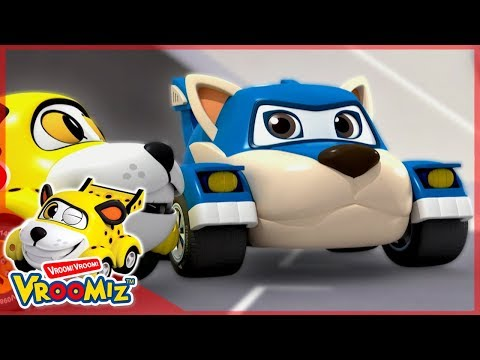 Vroomiz - Speeder & Tommy Learn To Respect Each Other | Cars For Kids