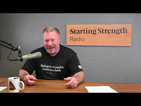 How To Deal With Muscle Cramping | Starting Strength Radio Clips