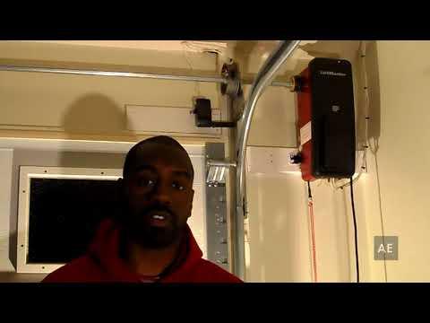 Liftmaster 8500 Jackshaft Complete Install Doovi