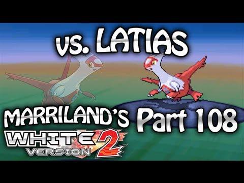 Pokemon White 2, Part 108: Latias + Dreamyard