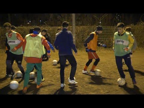 ورزش در هامبورگ  - farsi - FC Lampedusa - Refugee Welcome Films - Hamburg