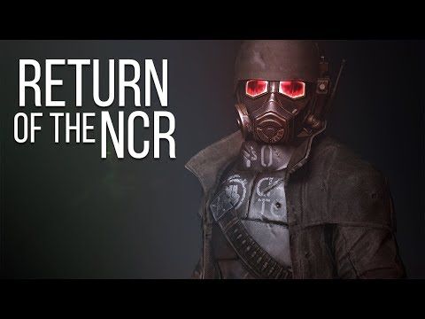 How to get the NCR in Fallout 4