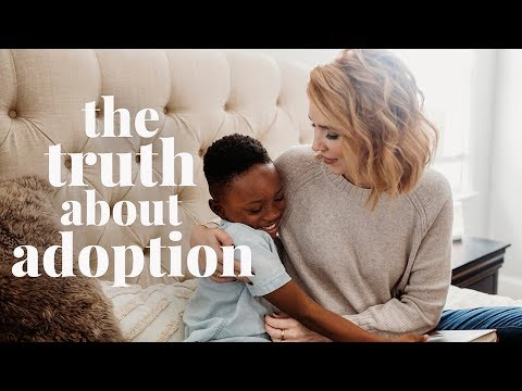5 Things I Wish I Knew Before I Adopted A Child...